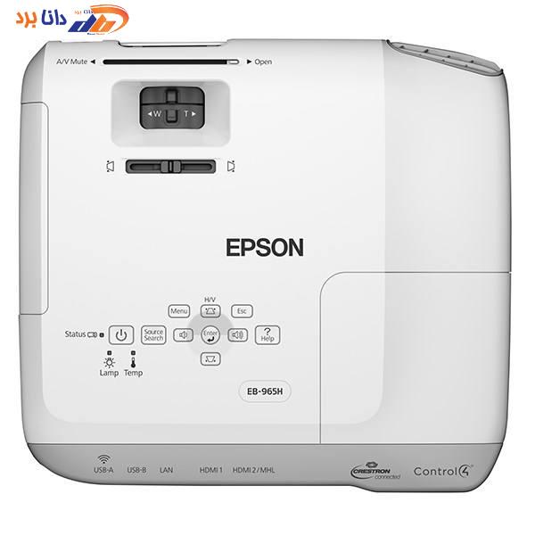 پروژکتور اپسون مدل EB-965H