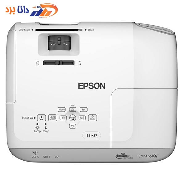 پروژکتور اپسون مدل EB-X27